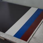 Pocinkovani plastificirani lim u tablama